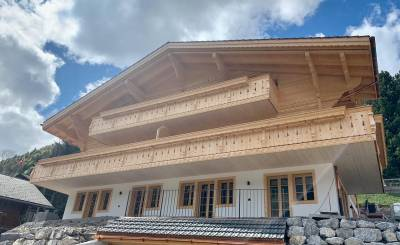 Location Appartement Grund bei Gstaad