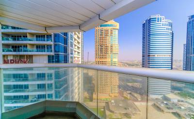 Location Appartement Jumeirah Lake Towers (JLT)
