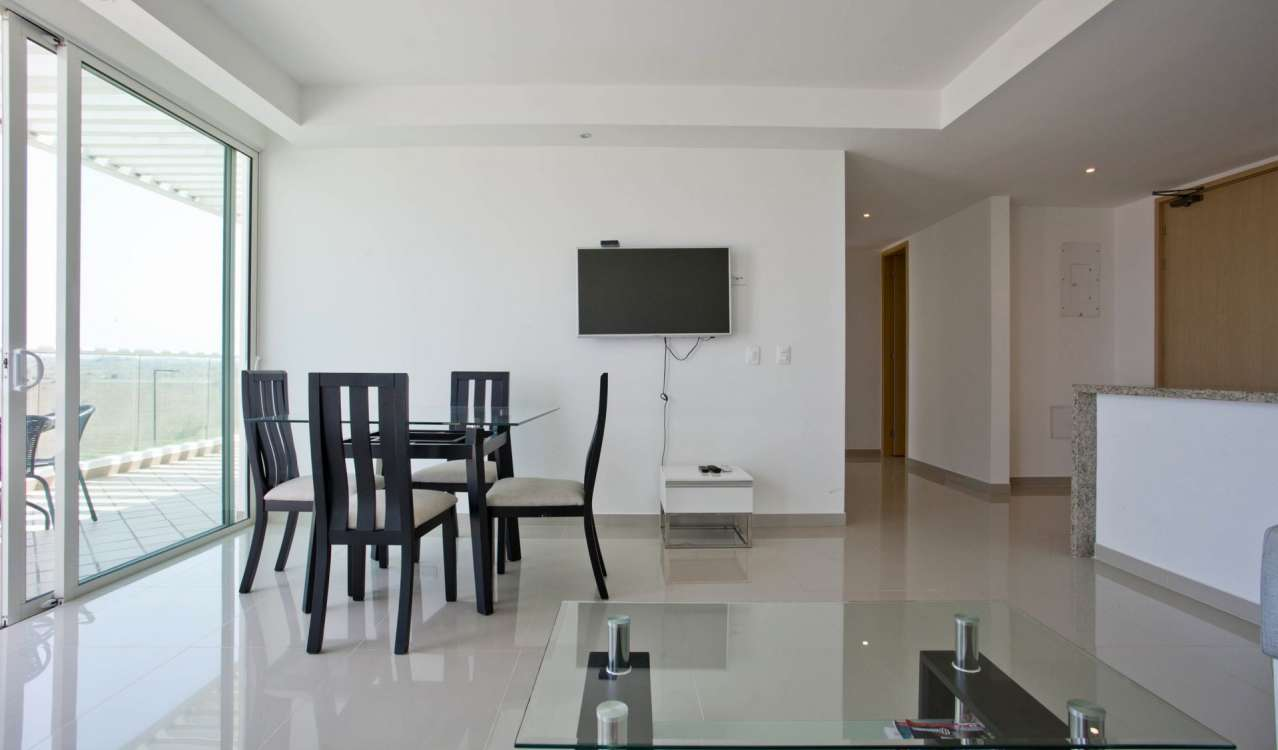 Location Appartement Manzanillo del Mar