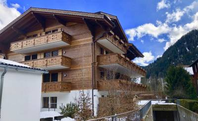 Location Appartement Saanen