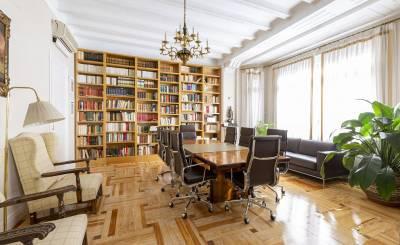 Location Bureau Madrid