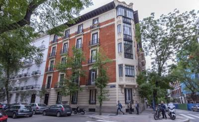 Location Bureau Madrid