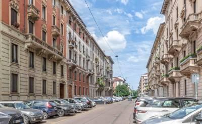 Location Bureau Milano