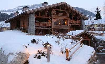 Location Chalet Megève