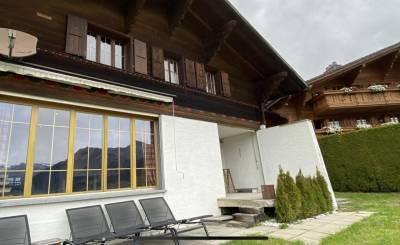 Location Chalet Saanen