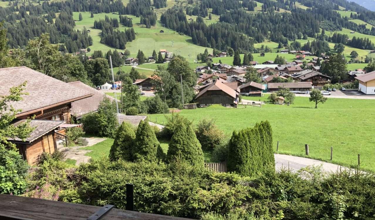 Location Chalet Schönried