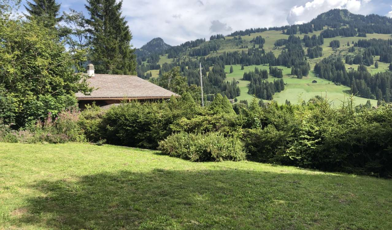 Location Chalet Schönried