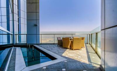 Location Duplex Dubai Marina