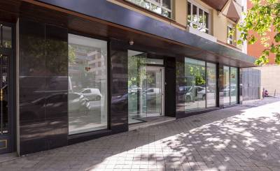 Location Local commercial Madrid