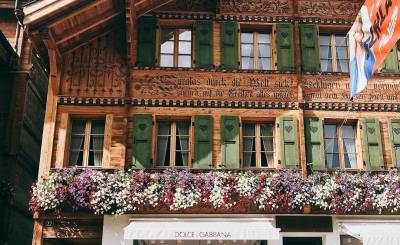 Location Maison de village Gstaad
