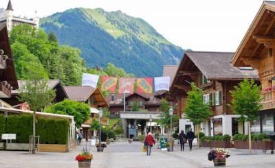 Location Maison de village Gstaad