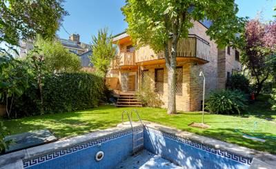 Location Maison de ville Madrid