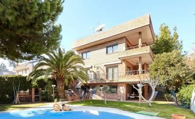 Location Maison Madrid