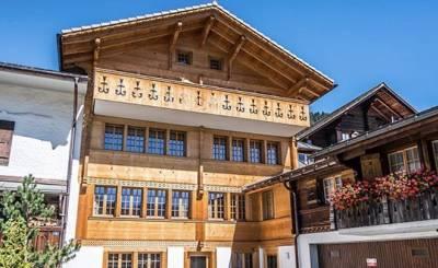 Location Maison Saanen