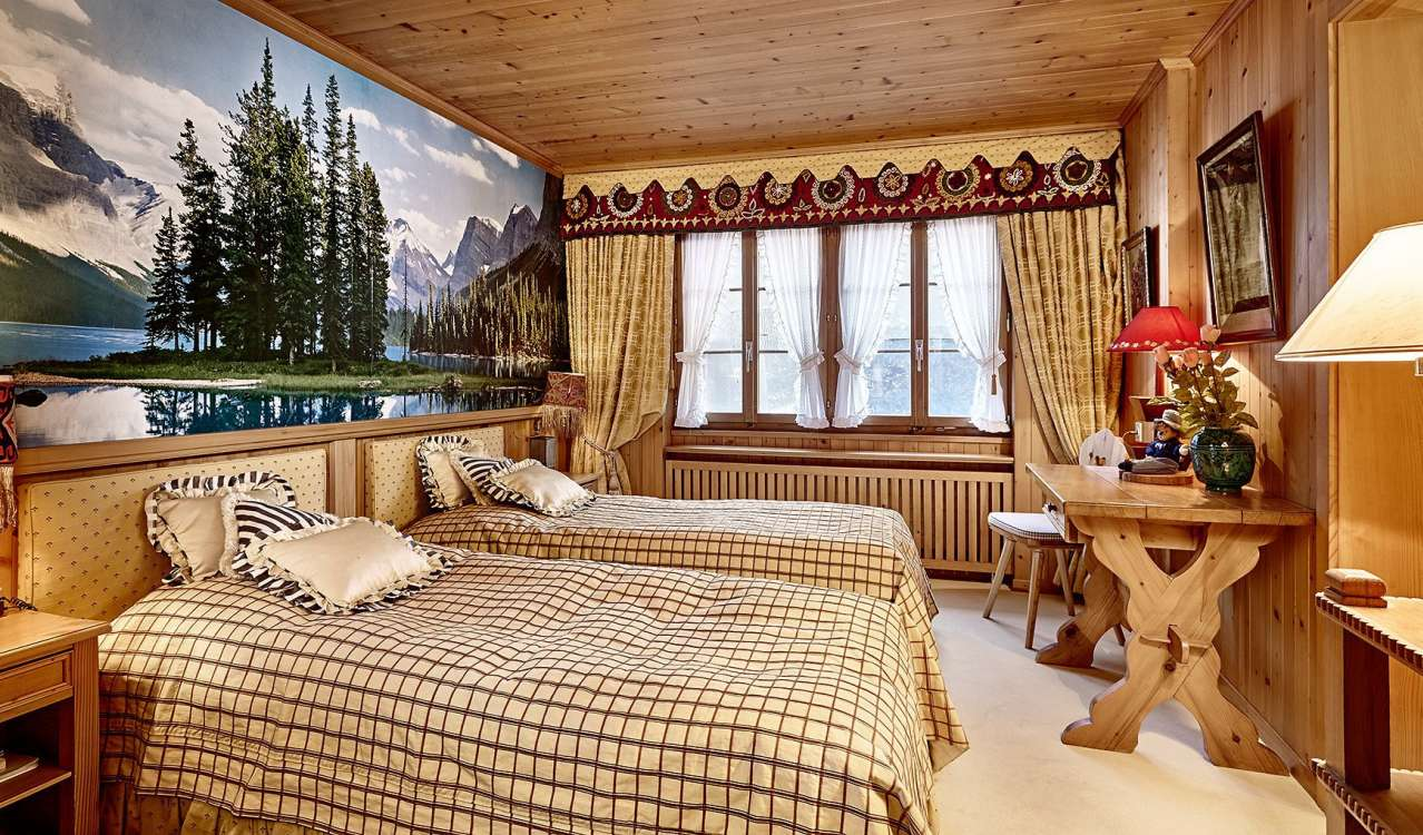 Location saisonnière Appartement Gstaad