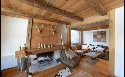 Location saisonnière Appartement Megève