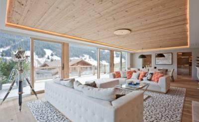Location saisonnière Appartement Rougemont