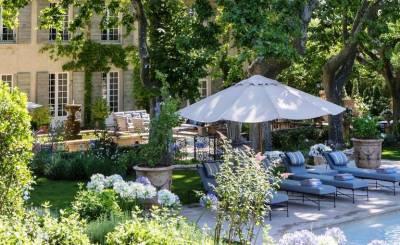 Location saisonnière Bastide Aix-en-Provence
