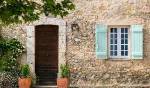 Location saisonnière Bastide Grasse