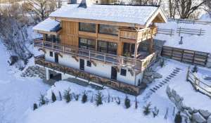 Location saisonnière Chalet Combloux