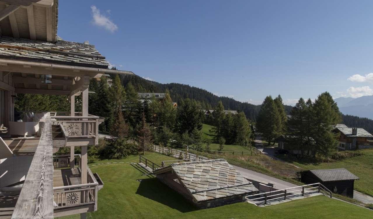 Location saisonnière Chalet Crans-Montana