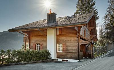 Location saisonnière Chalet Gstaad