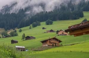 Location saisonnière Chalet Lauenen bei Gstaad