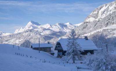 Location saisonnière Chalet Praz-sur-Arly