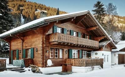 Location saisonnière Chalet Rougemont