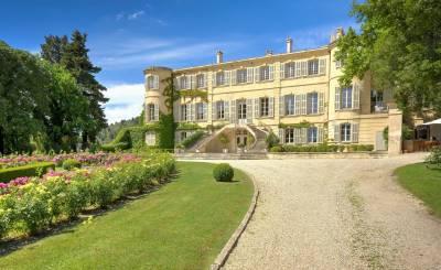 Location saisonnière Château Fontvieille