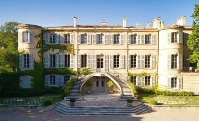Location saisonnière Château Les Baux-de-Provence