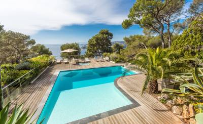 Location saisonnière Maison Saint-Jean-Cap-Ferrat