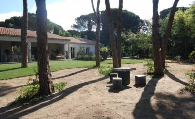 Location saisonnière Maison Saint-Tropez