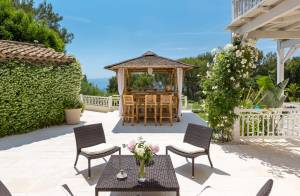 Location saisonnière Propriété Cannes