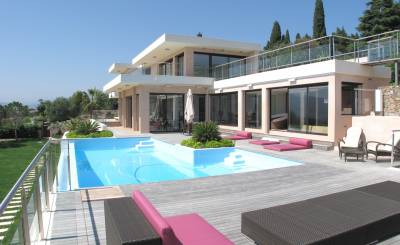 Location saisonnière Propriété Cannes-la-Bocca