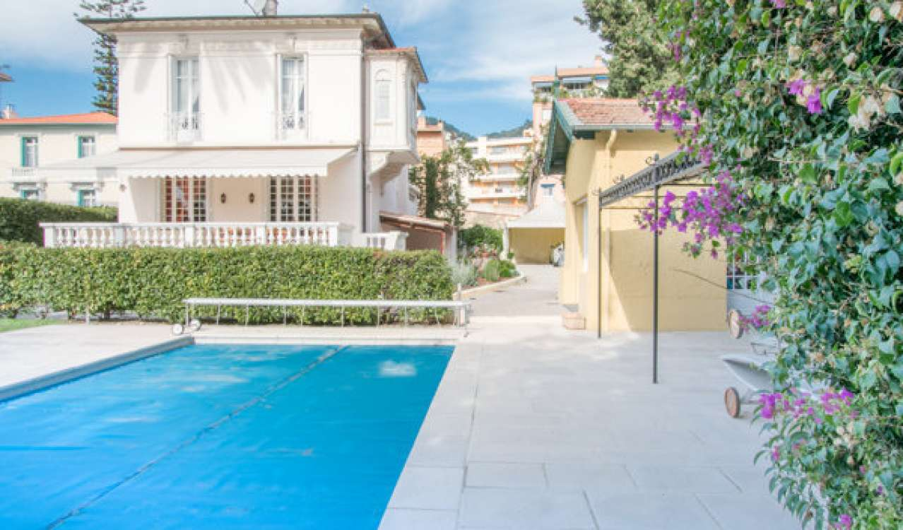 Location saisonnière Villa Beaulieu-sur-Mer