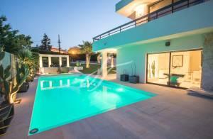 Location saisonnière Villa Biot