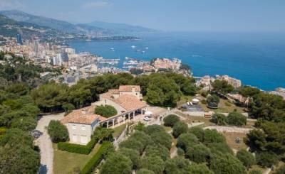 Location saisonnière Villa Cap-d'Ail
