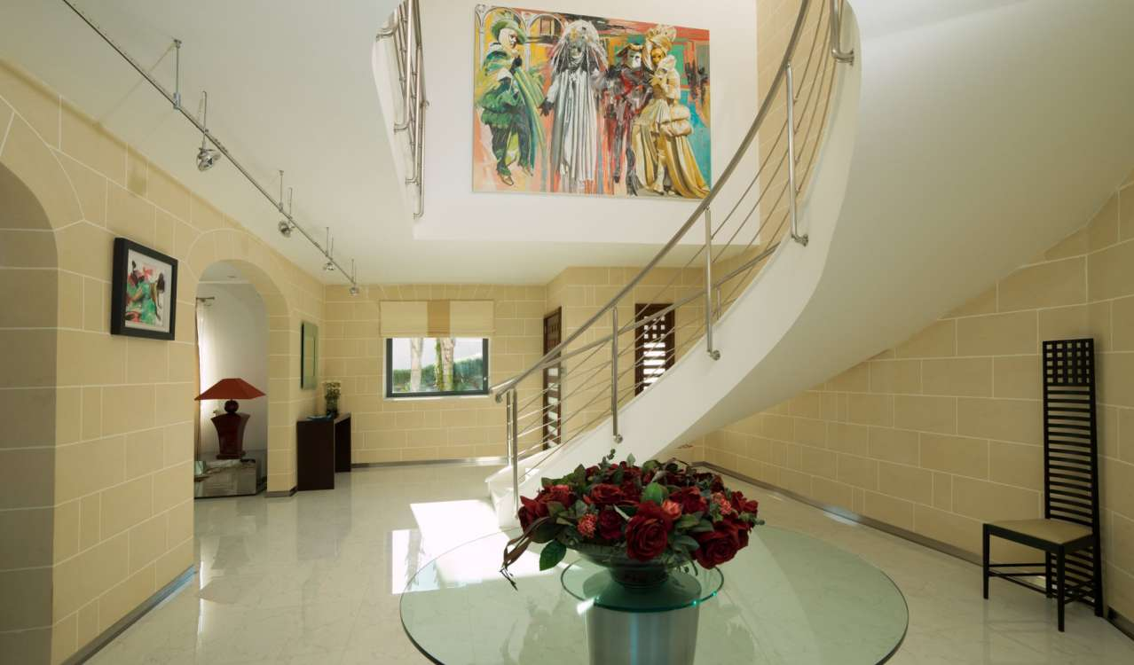 Location saisonnière Villa Mellieha