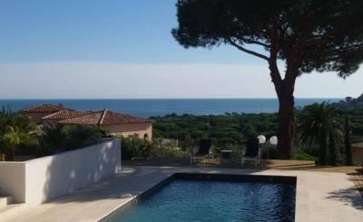 Location saisonnière Villa Sainte-Maxime