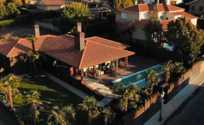 Location saisonnière Villa Salamanca