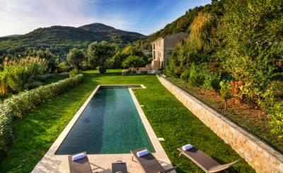 Location saisonnière Villa Vence