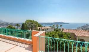Location saisonnière Villa Villefranche-sur-Mer