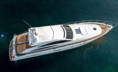 Location saisonnière Yacht Saint-Tropez