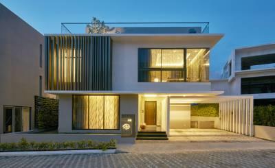 Location Villa Bangalore East