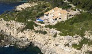 Location Villa Cala Vinyes