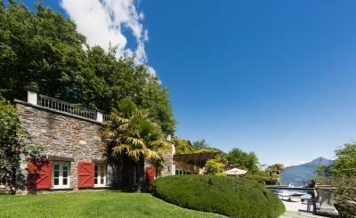 Location Villa Como