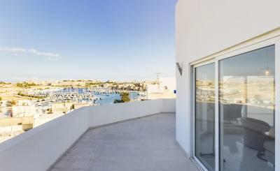 Location Villa sur toit Gzira