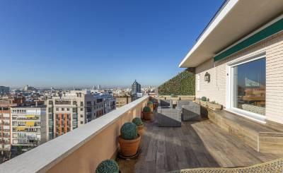 Location Villa sur toit Madrid