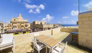 Location Villa sur toit Valletta